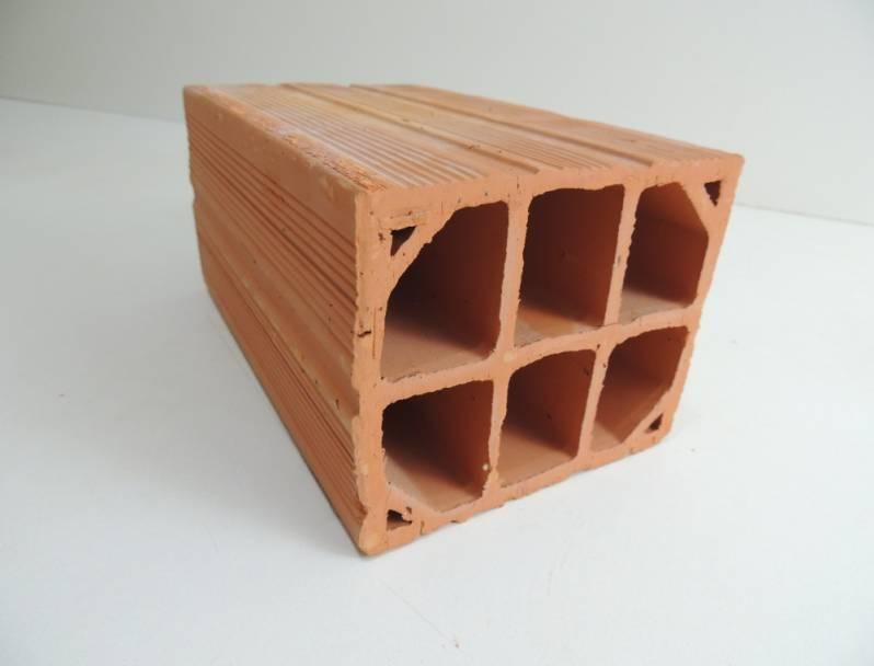 Blocos de Cerâmica para Construção Itapevi - Bloco Cerâmico Baianão