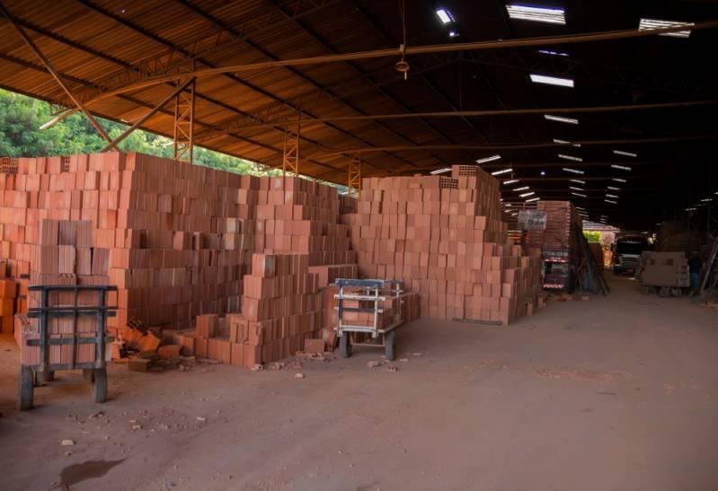 Comprar Bloco Cerâmica Canaleta Jandira - Bloco Cerâmico Baianão