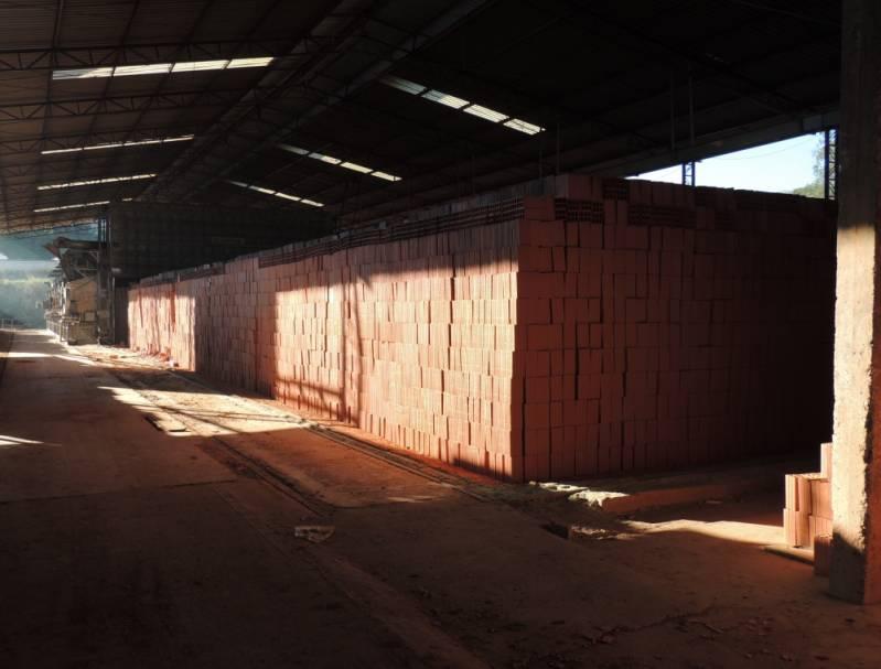 Fábrica de Bloco 8 Furo Preço ABC Paulista - Fábrica de Bloquinho Cerâmica