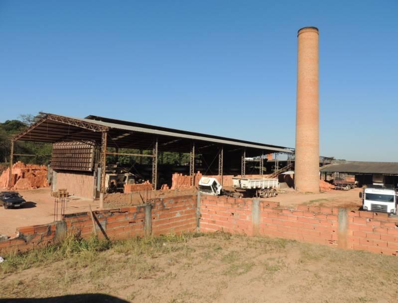 Fábrica de Bloco e Tijolo Mogi das Cruzes - Fábrica de Bloco Baianinho