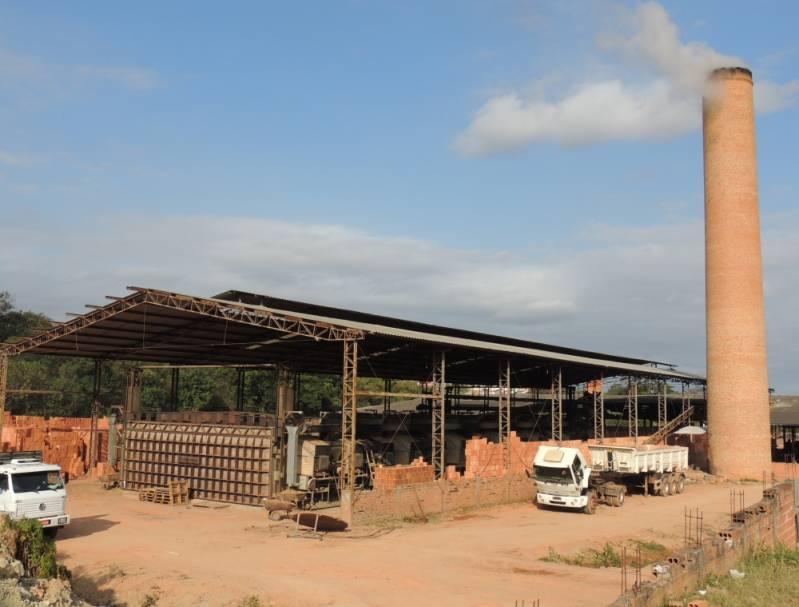 Onde Encontro Fábrica de Tijolos e Blocos Osasco - Fábrica de Tijolo Cerâmico
