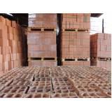 fábrica de tijolo de laje preço Mauá