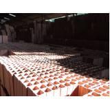 fábrica de tijolo para laje preço Grajau