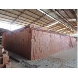 fábrica de tijolo para laje Grajau