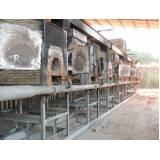 tijolos de cerâmica furado Embu Guaçu