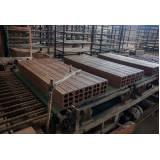 venda de bloco de cerâmica de 6 furos Embu Guaçu