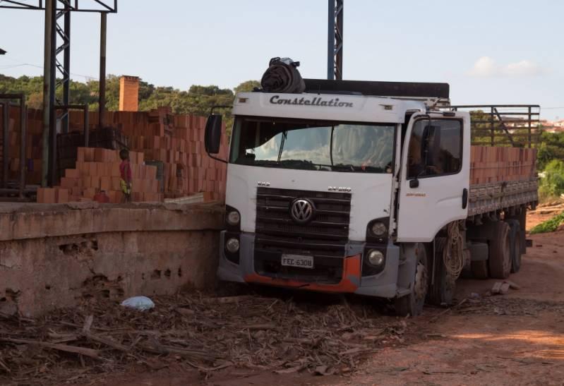 Venda de Blocos de Cerâmica para Construção Vargem Grande Paulista - Bloco Cerâmico Baianão